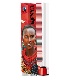 kapsoules kenya, κάψουλες μηχανής kenya, κάψουλες espresso, capsoules kenya